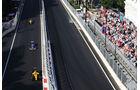 Jolyon Palmer - GP Aserbaidschan - Formel 1 - 2016