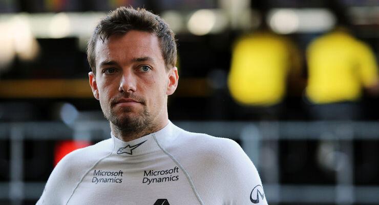 Jolyon Palmer - Renault - F1 2016