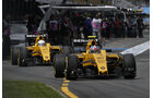 Jolyon Palmer - Renault - Formel 1 - GP Australien - Melbourne - 18. März 2016
