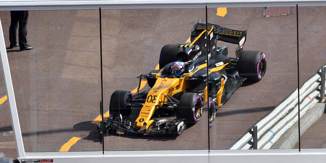 Jolyon Palmer - Renault - Formel 1 - GP Monaco - 25. Mai 2017