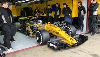 Jolyon Palmer - Renault  - Formel 1 - Test - Barcelona - 1. März 2017