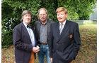 Joos Tollenaar, Wilfried Fricke und Dr. Wolf Pröpsting vom CHRSN
