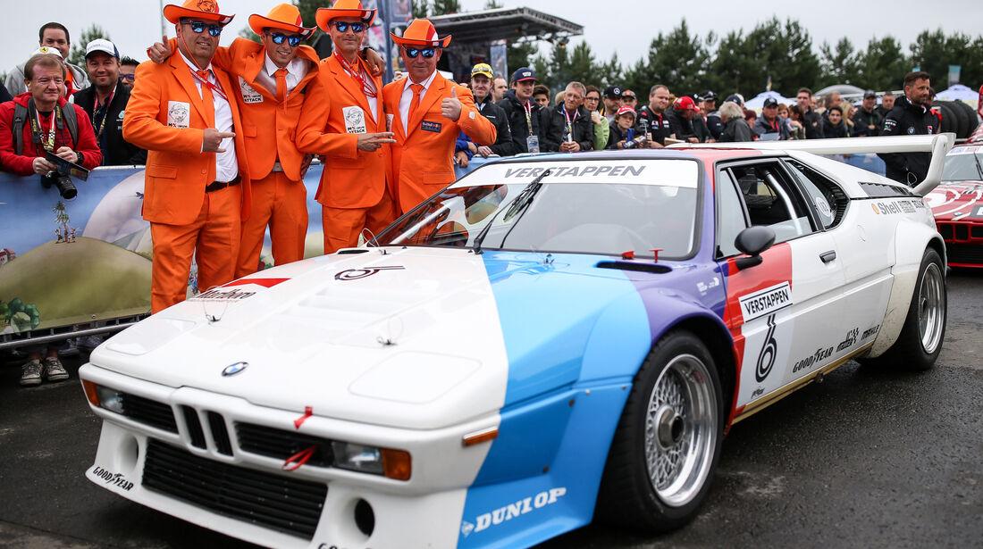 Jos Verstappen - BMW M1 Procar - Spielberg - 2016