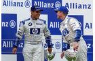 Juan-Pablo Montoya & Ralf Schumacher - GP Deutschland 2003