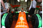 Jules Bianchi - Force India - Formel 1-Test - Mugello - 1. Mai 2012