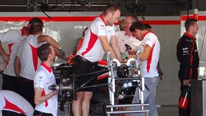 Jules Bianchi GP Japan 2013