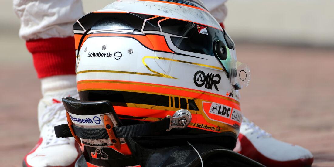 Jules Bianchi - Marussia - Formel 1 - GP Korea - 5. Oktober 2013