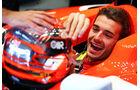 Jules Bianchi - Marussia - Formel 1-Test - Silverstone 2014