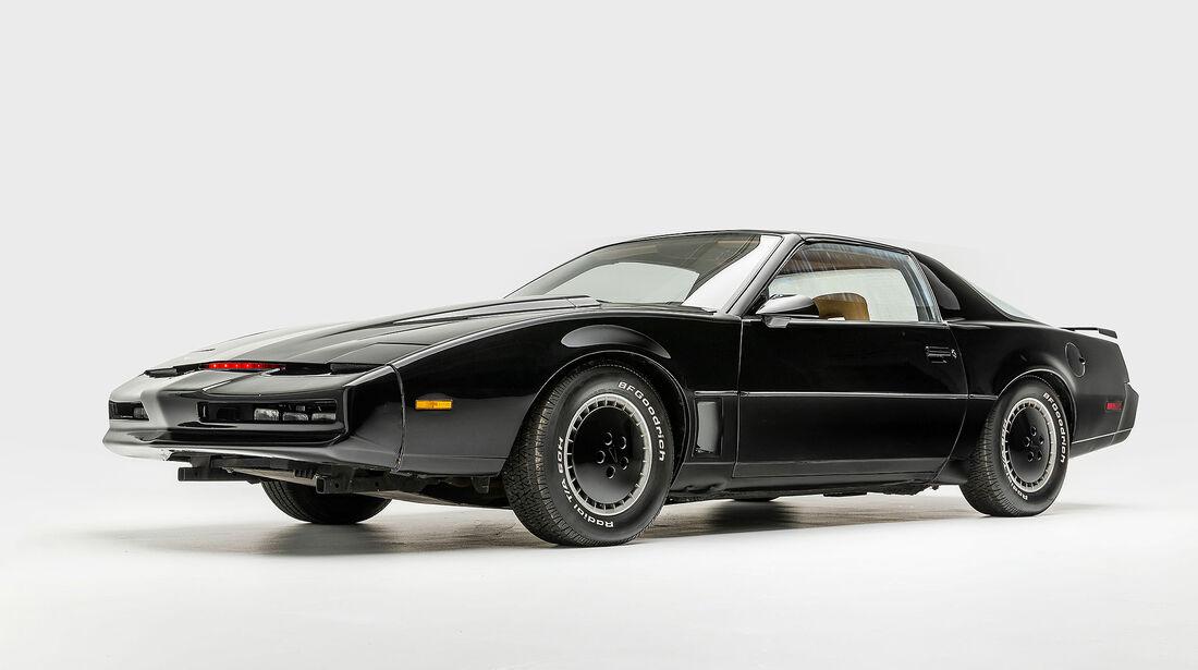 K.I.T.T. Pontiac Firebird Knight Rider