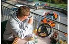 KTM X-Bow GT, Draufsicht