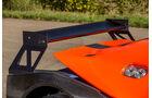 KTM X-Bow GT4, Heckspoiler