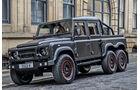 Kahn Automobiles Flying Huntsman 6x6 Land Rover Defender XS Double Cab Pickup 2.2 TDCI