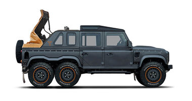Kahn Design Flying Huntsman 6x6 Soft Top