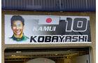 Kamui Kobayashi - Caterham - Formel 1 - GP Kanada - Montreal - 4. Juni 2014