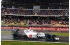 Kamui Kobayashi - Formel 1 - GP Deutschland - 21. Juli 2012