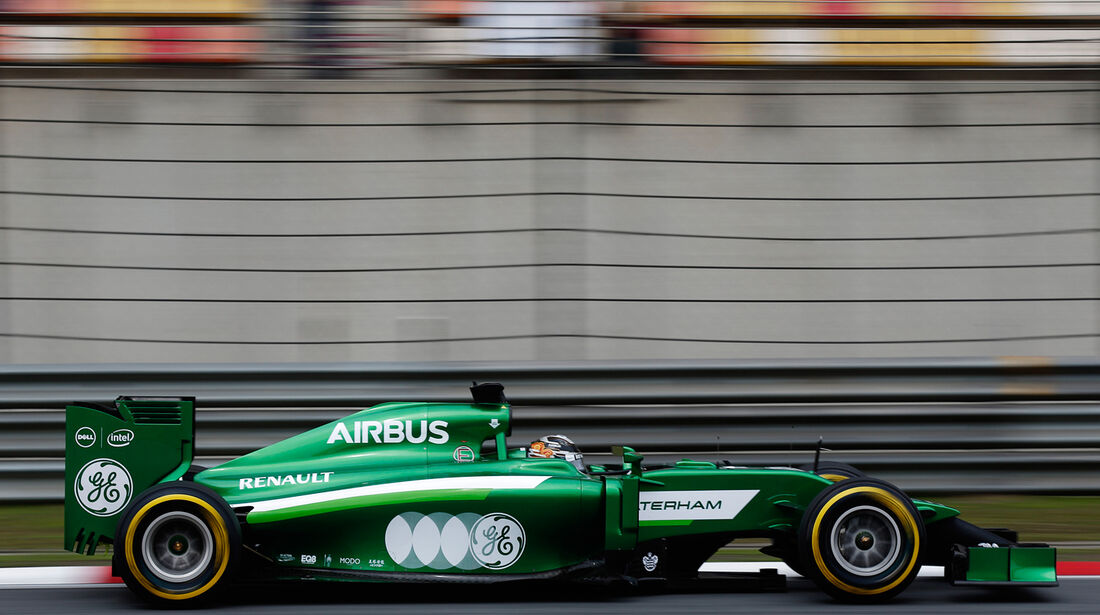 Kamui Kobayashi - GP China 2014
