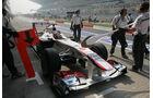 Kamui Kobayashi GP Indien 2011
