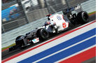 Kamui Kobayashi GP USA 2012