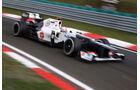 Kamui Kobayashi GP Ungarn 2012