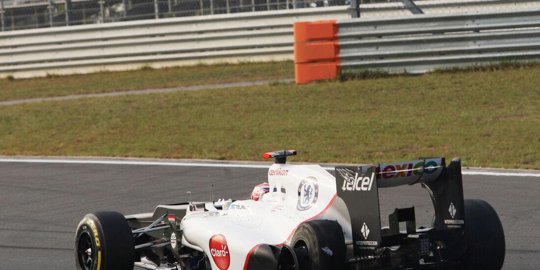Kamui Kobyashi GP Korea 2012