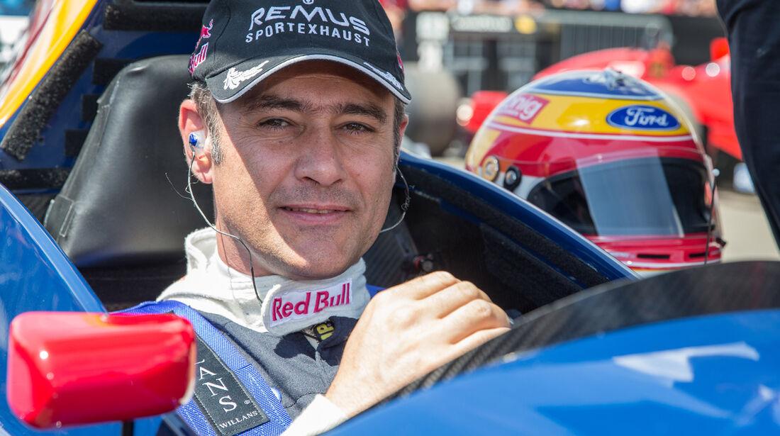 Karl Wendlinger - GP-Legenden - GP Österreich 2014