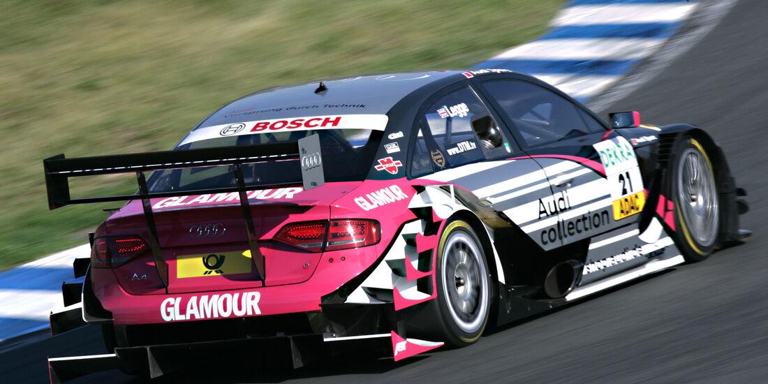 Katherine Legge - Audi A4 - DTM 2009