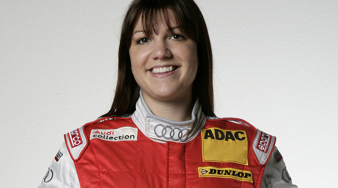 Katherine Legge (Audi Sport Team Abt Lady Power)