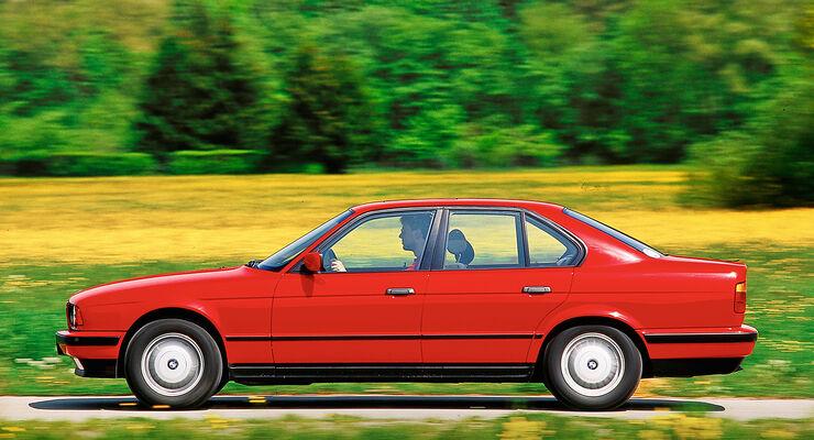 Kaufberatung Bmw 5er E34 Stärken Und Schwächen Auto Motor Und Sport
