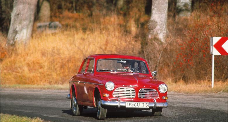Kaufratgeber Klassiker bis 10000 Euro - Volvo Amazon