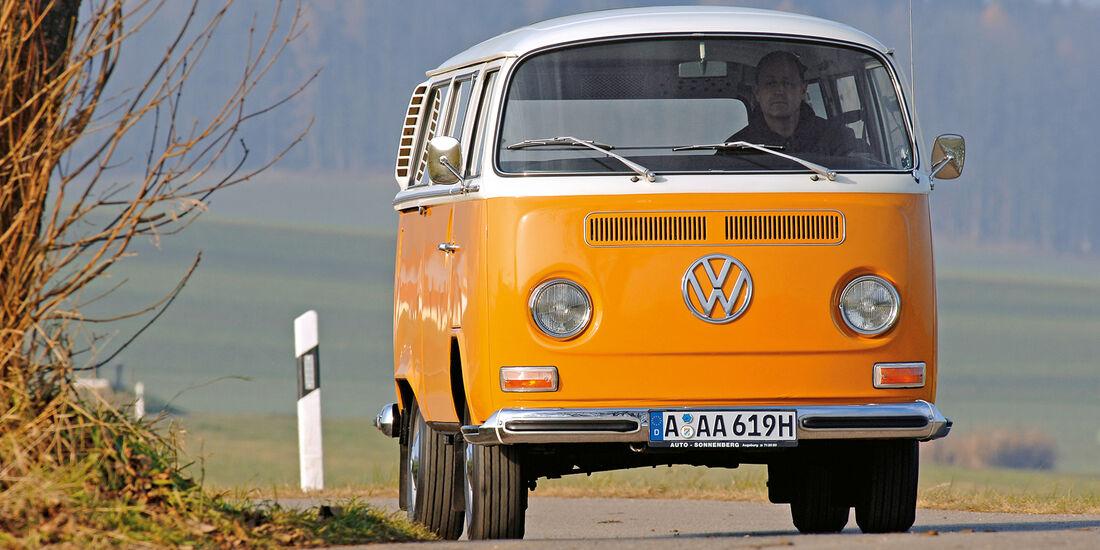 Kaufratgeber Klassiker bis 20000 Euro - VW Bus T2
