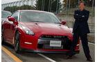 Kazutoshi Mizuno Nissan GT-R 2013