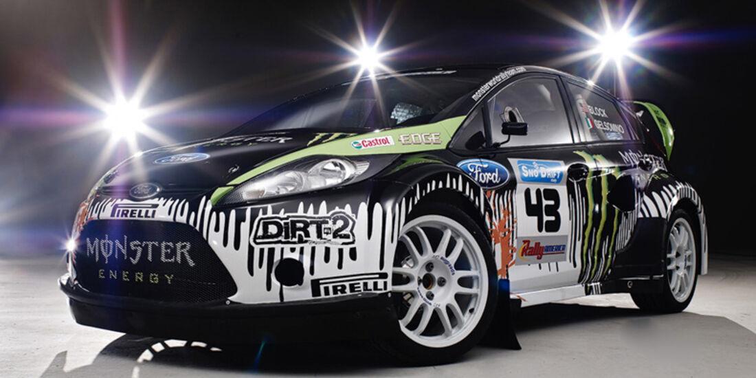 Ken Block Fiesta S2000