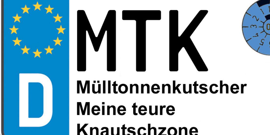 Kennzeichen-Bedeutung MTK Main-Taunus-Kreis / Hofheim