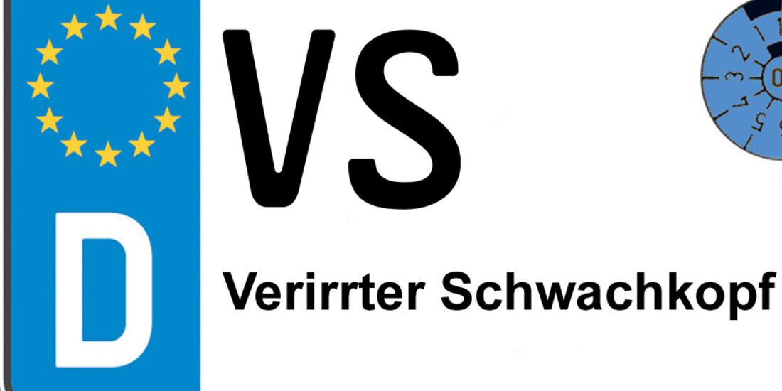 Kennzeichen-Bedeutung VS Schwarzwald-Baar-Kreis
