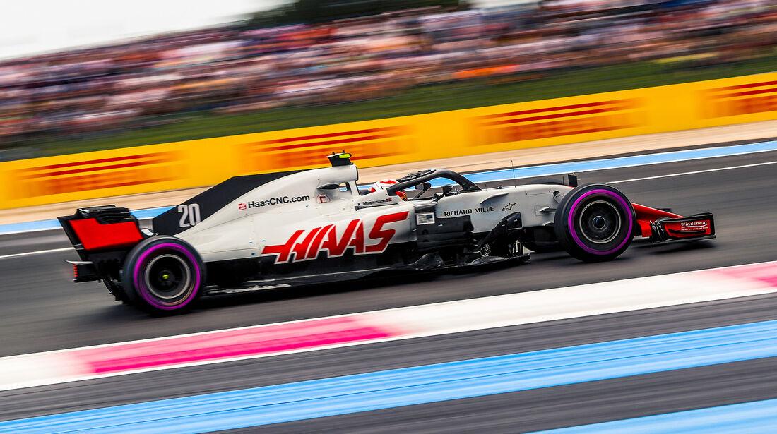 Kevin Magnussen - Formel 1 - GP Frankreich 2018