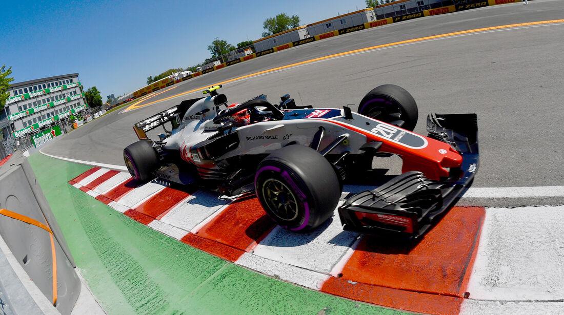 Kevin Magnussen - Formel 1 - GP Kanada 2018