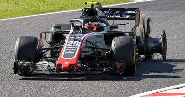 Kevin Magnussen - GP Japan 2018