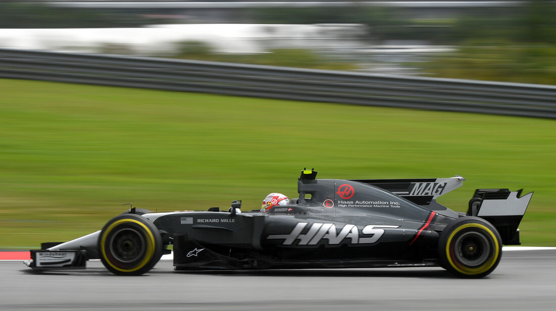 Kevin Magnussen - GP Malaysia 2017