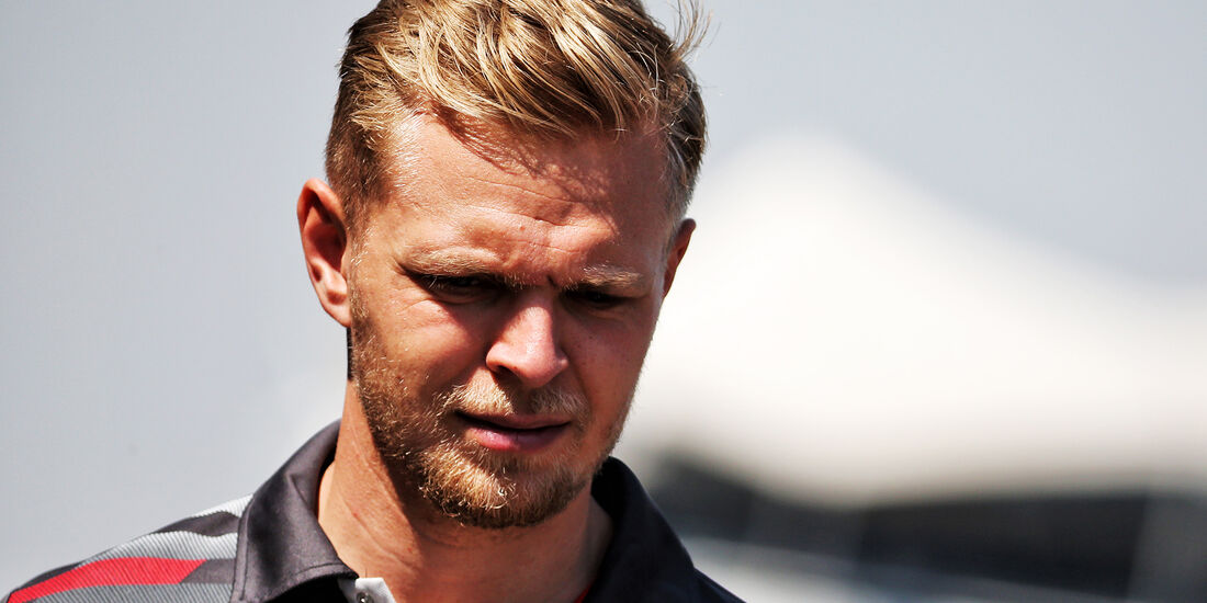 Kevin Magnussen - GP Mexiko 2018