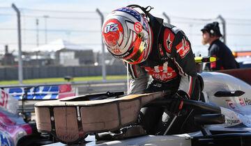 Kevin Magnussen - GP USA 2018