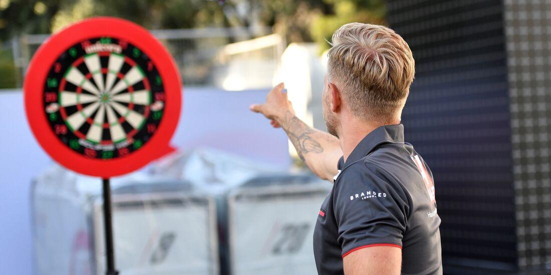 Kevin Magnussen - HaasF1 - Formel 1 - GP Aserbaidschan - 26. April 2018
