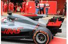 Kevin Magnussen - HaasF1 - Formel 1-Test - Barcelona - 28. Februar 2017