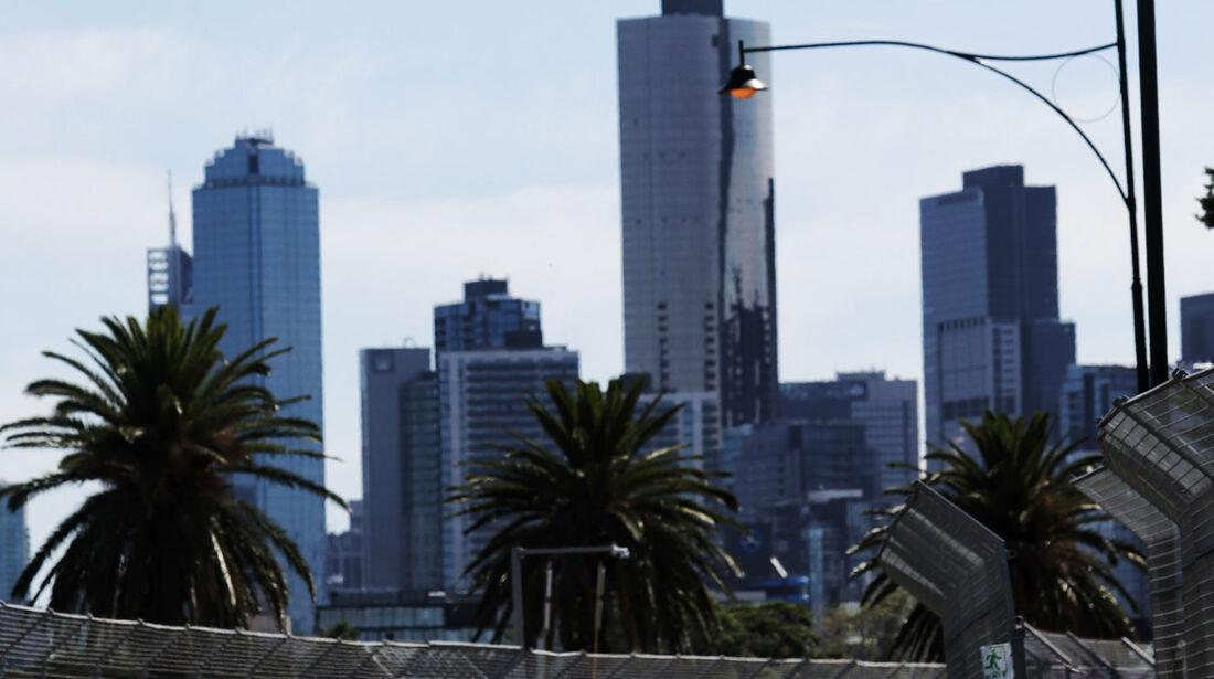 Kevin Magnussen - HaasF1 - GP Australien 2018 - Melbourne - Albert Park - Freitag - 23.3.2018