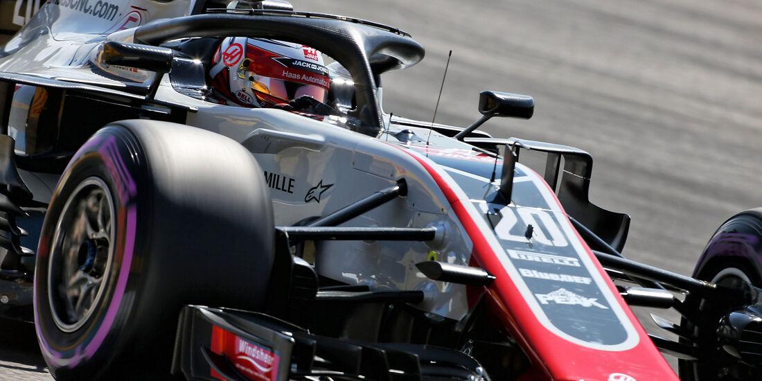 Kevin Magnussen - HaasF1 - GP Deutschland - Hockenheim - Formel 1 - Freitag - 20.7.2018