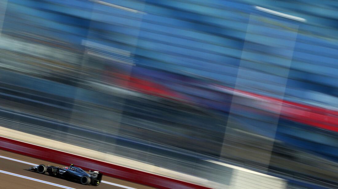 Kevin Magnussen - McLaren - Formel 1 - GP Russland - 10. Oktober 2014