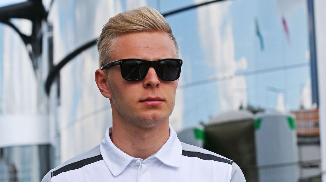 Kevin Magnussen - McLaren - Formel 1 - GP Ungarn - Budapest - 24. Juli 2014