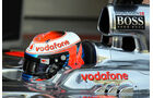 Kevin Magnussen McLaren Young Driver Test Abu Dhabi 2012