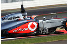 Kevin Magnussen - McLaren - Young Driver Test - Silverstone - 17. Juli 2013