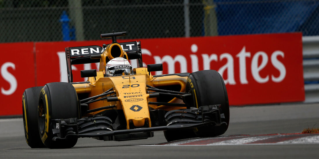 Kevin Magnussen - Renault - GP Kanada 2016 - Montreal