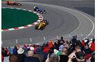 Kevin Magnussen - Renault - GP Kanada - Montreal - Freitag - 10.6.2016